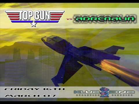 Klub DNA  - Top Gun Vs Adrenalin  - Disc Four