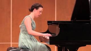 BEETHOVEN Sonata Op. 10 No. 1 in C minor: 3. Finale: Prestissimo - Celia Studt - 2014