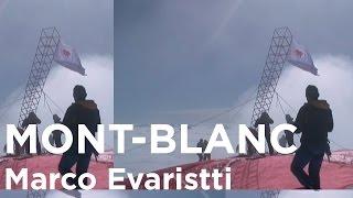 Marco Evaristti Refuge du Goûter Mont-Blanc voie normale alpinisme - 8239