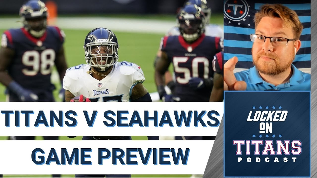 Titans vs. Seahawks: Key matchups to watch for Week 2