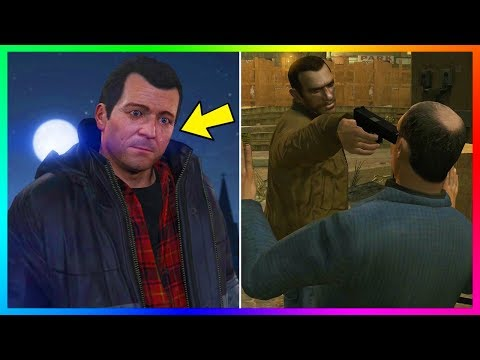 The SADDEST Deaths In Grand Theft Auto That Will Make You Cry!