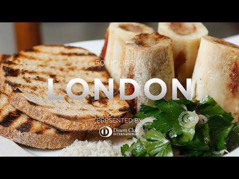 50 Hours In London: Eat Drink Sleep Travel Guide