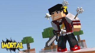 Minecraft: SKY WARS - ESTOU INVENCÍVEL ‹ AM3NIC ›