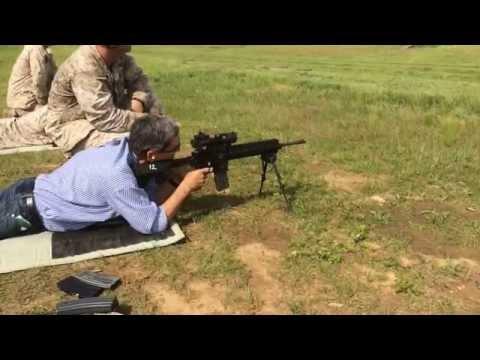 U.S. Marine Corps Weapons Training Battalion - Quantico, Virginia
