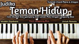 Chord Piano Teman Hidup Judika