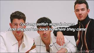 Jonas Brothers - Love Her (Lyrics)