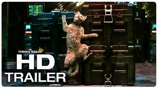 CAPTAIN MARVEL Nick Fury & Flerken Goose Team Up Trailer (NEW 2019) Superhero Movie HD