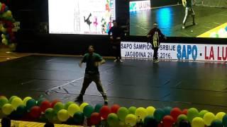 Drzavno Prvenstvo - Jagodina SAPO | Hip Hop solo adults - Benjamin Blckwolf | 2016 HD