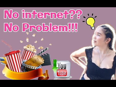 EASIEST WAY TO DOWNLOAD VIDEO FROM YOUTUBE USING MOBILE PHONE | WATCH MOVIES OFFLINE | VLOG 02