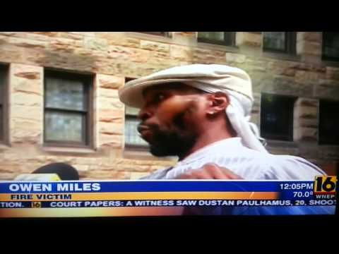 Funny Dude Telling His Story On WNEP