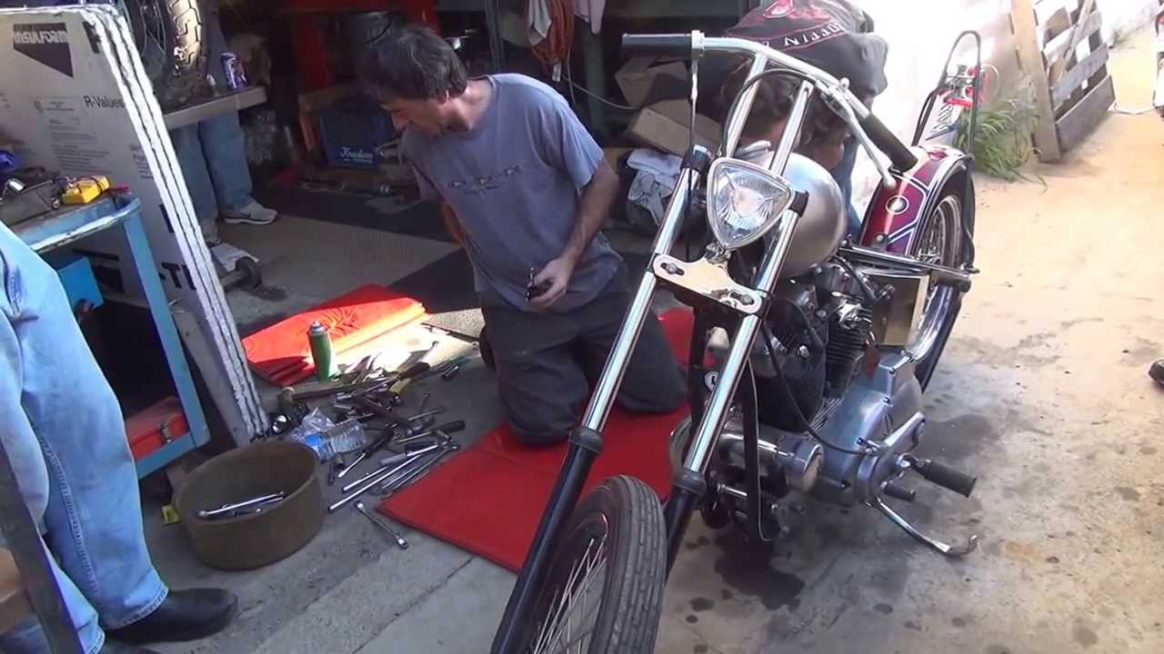 Harley gets a tune-up torrent