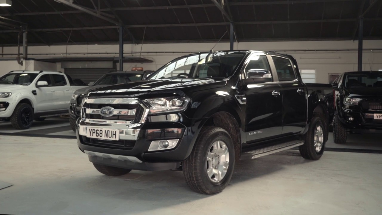 ford ranger customised by deranged ford ranger limited. Black Bedroom Furniture Sets. Home Design Ideas