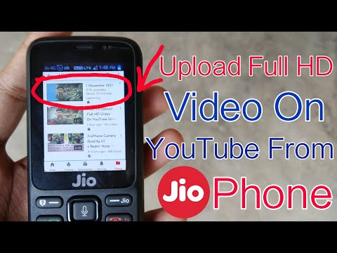 Use Xender in JIO Phone high speed file transfer - 100