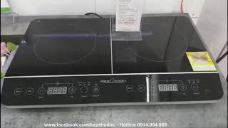 BẾP THỦ ĐỨC - facebook.com/bepthuduc - Hotline 0914.094.069 - Bếp từ Proficook 1067 made in Đức
