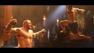 fighting scene