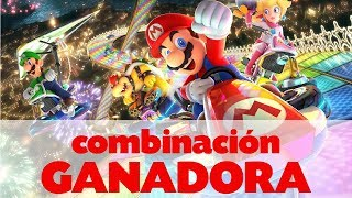La mejor combinación de Mario Kart 8