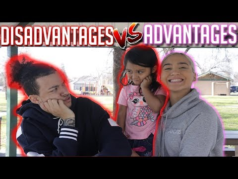 Disadvantages VS Advantages of Being Teen Parents!!!
