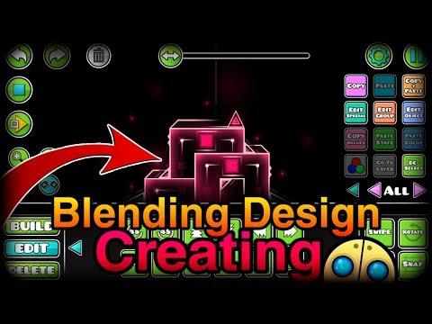 Как Создать красивый Декор? Geometry Dash 2.11 как создать Уровень и попасть во Featured.