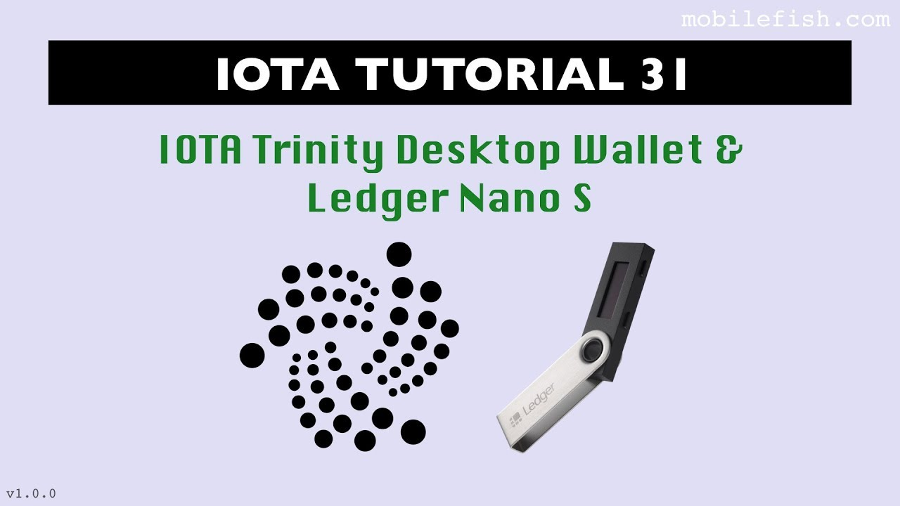 IOTA Hardwallet | Hardware Wallet with maximum protection level!