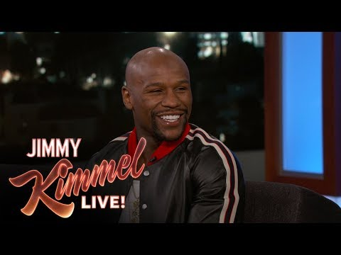Thumbnail: Floyd Mayweather Does NOT Like Conor McGregor