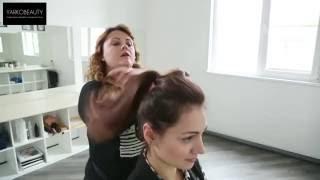 Видео урок 0. Как быстро сделать прическу? Рассказывает Алина Ярцева.