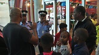 Aéroport: vol interdit à 30 élèves du primaire