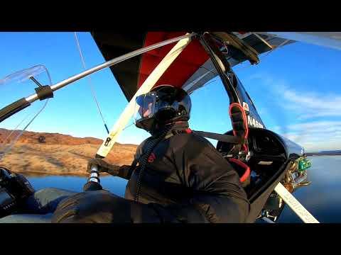 Trike Flying Lake Havasu 2019 (watch in 1080p!)