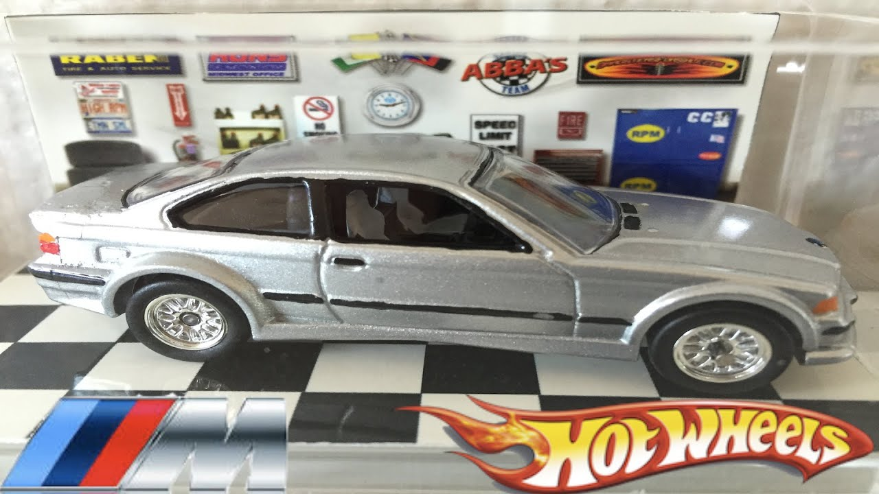 Bmw M3 Collection Hot Wheels E30 E36 E92 F82