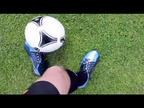 Learn How To Do The Rabona - Erik Lamela Football/Soccer Skills