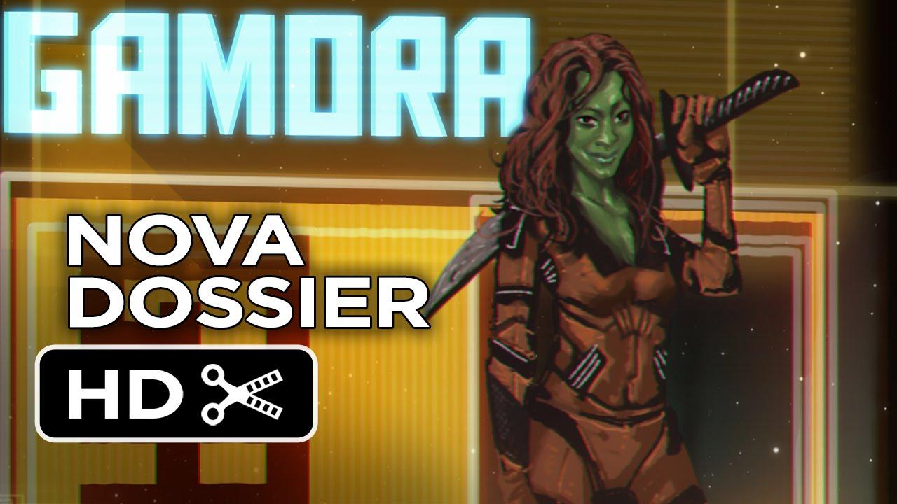Download Exclusive Gamora Character Profile - Guardians of the Galaxy (2014) - Zoe Saldana Movie HD