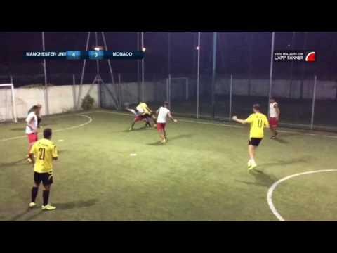 GIRONI FINALI GARDEN CUP OPEN EDITION Manchester United vs Monaco