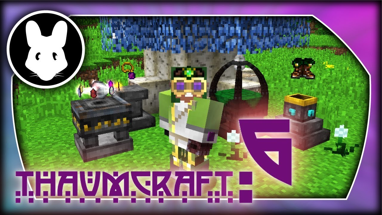Thaumcraft 6 Beta Auromancy! Bit-by-Bit for Minecraft 1 10 2 by Mischief of  Mice!