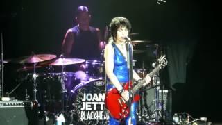 """I Hate Myself for Loving You"" Joan Jett & the Blackhearts@BBT Pavilion Camden, NJ 7/27/17"