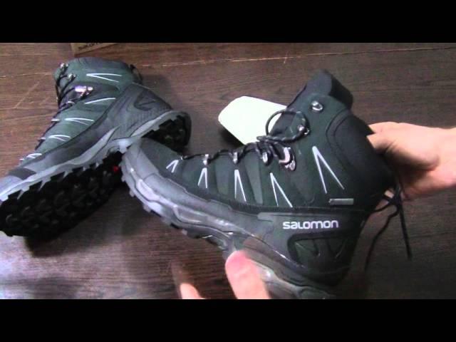Review a fondo SALOMON X-ULTRA TREK GTX (CASTELLANO) - YouTube
