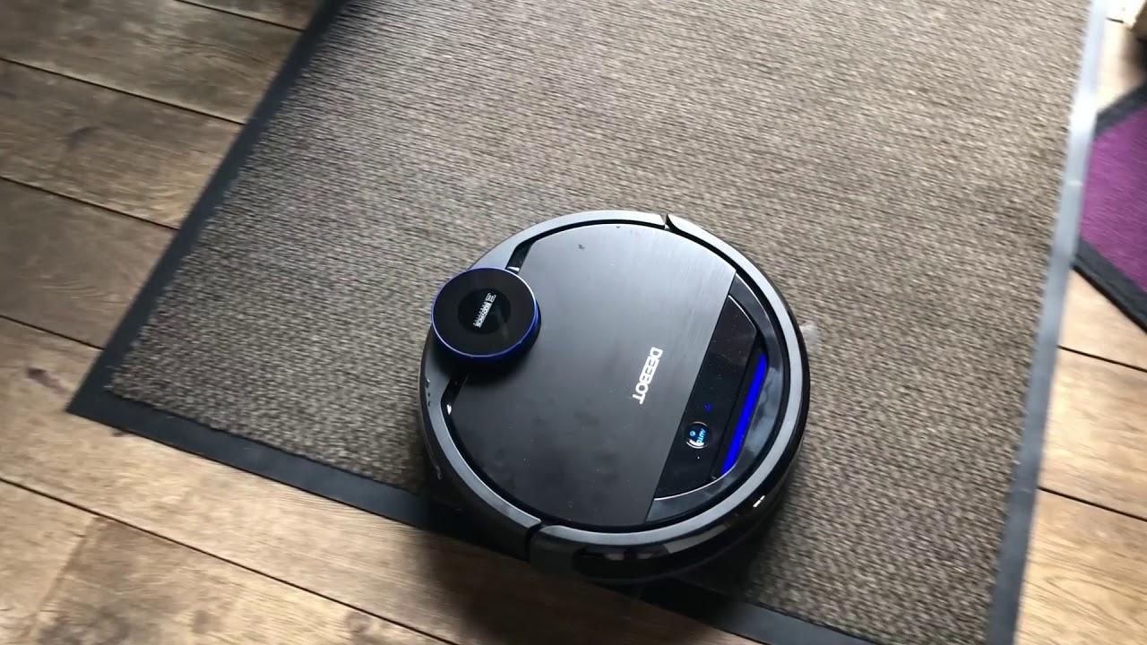 EcoVacs Deebot Ozmo 930 Testbericht