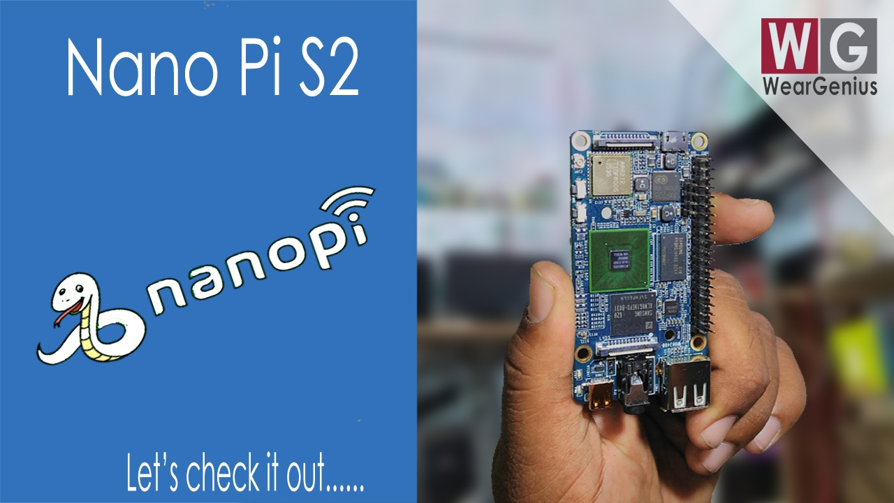 Checking out Nano Pi S2 | First Look