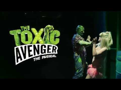 The Toxic Avenger: The Musical Teaser