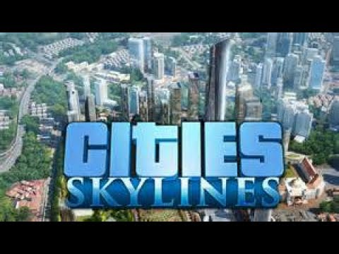 Cities Skylines/ #1/ Restrting are account