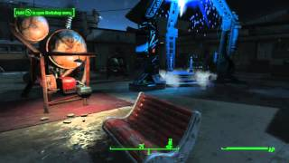 Fallout 4 Airport Warehouse Terminal Elder Maxson Bug Fix.