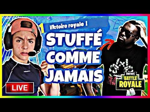 FORTNITE ON EST STUFFÉ COMME JAMAIS ! [LIVE/FR/PS4]