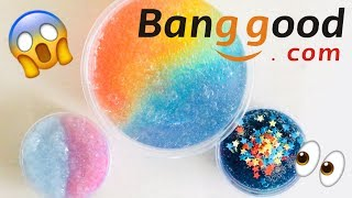 CHEAP DIY SLIME KIT? BANGGOOD SLIME PACKAGE REVIEW