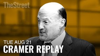 Jim Cramer on the Bull Market, Kohl's, TJX Companies, Apple and Toll Brothers