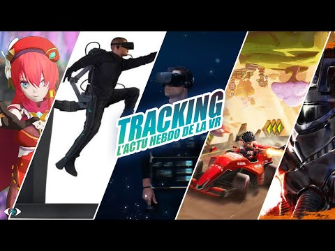 Tracking : L'actu VR #17 : HP Reverb Omnicept, MMORPG, Dash Dash World, Star Wars Squadrons...