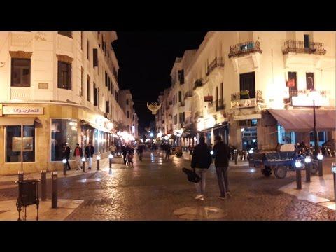 جولة في شوارع تطوان الجذابة MOROCCO - Tétouan