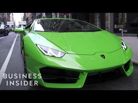 What Its Like To Drive The Cheapest Lamborghini