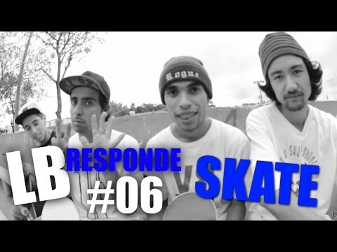 NO COMPLY + FAKIE BIGSPIN NO COMPLY, FAKIE ALPHA FLIP + FAKIE LASER DOUBLE LBR #6 - SKATE