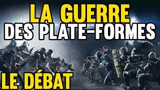 LA GUERRE (mdr) : PS4, XBOX ONE, PC - Rainbow Six Siege