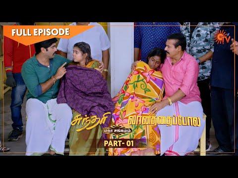 Sundari & Vanathai Pola Mahasangamam - Full Episode | Part - 1 | 22 July 2021 | Sun TV