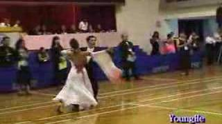 95全民運動會快三步指定舞步Viennese Waltz