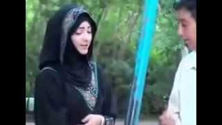 كاميرا خفية امزح معك اجمل بنات اليمن